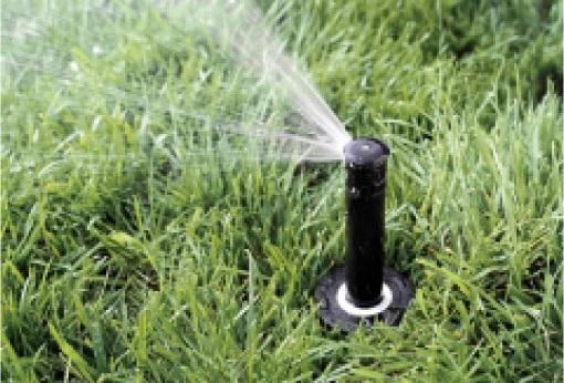 Zahradního zavlažovacího systému